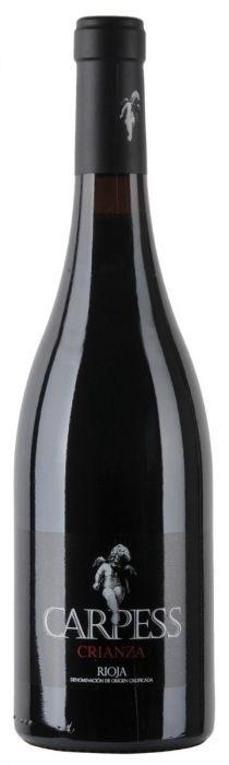 Fince Egomei Carpess Crianza, 2016, Rioja, Spanje, Rode wijn