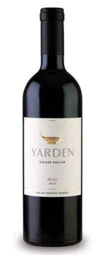 Golan Heights Winery Yarden Galilee, Merlot, 2016, Made in the Golan Heights, Israeli settlements