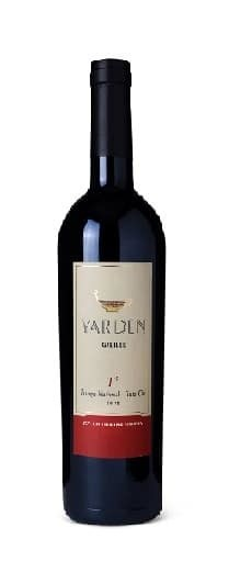 Golan Heights Winery Yarden T2 Port Style 2016, Golan, Made in the Golan Heights, Israeli settlements