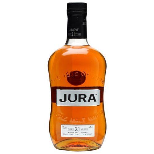 Isle of Jura 21 years + GB 700ml