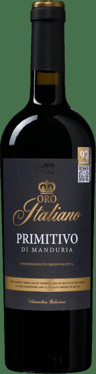 Oro Italiano Primitivo di Manduria DOP