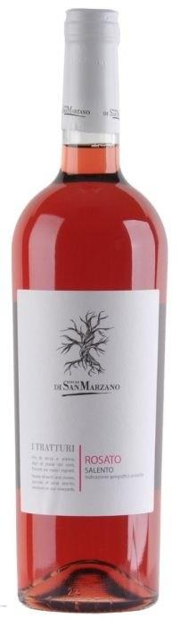 San Marzano Tratturi Rosato, 2019, Puglia, Italië, Rosé wijn