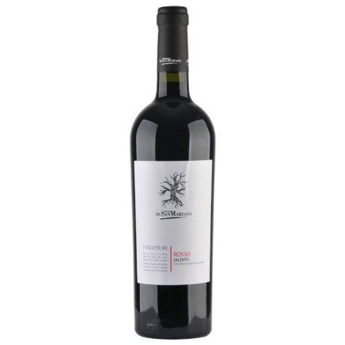 San Marzano Tratturi Rosso, 2019, Puglia, Italië, Rode wijn