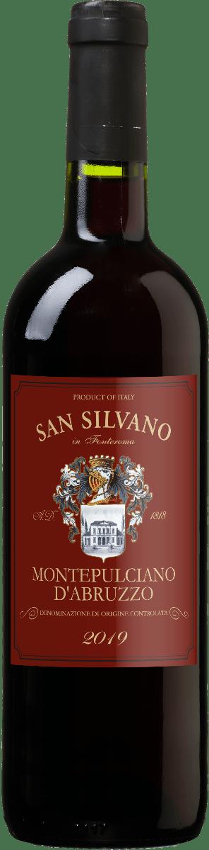 San Silvano - Montepulciano d'Abruzzo DOC