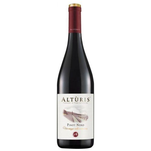 Alturis Pinot Nero, 2019, Friuli, Italië, Rode wijn