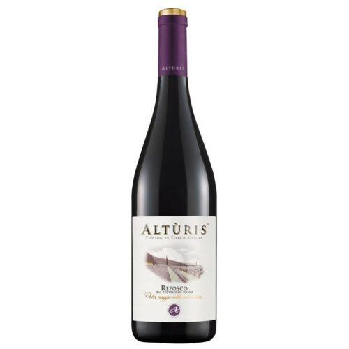 Alturis Refosco, 2018, Friuli, Italië, Rode wijn