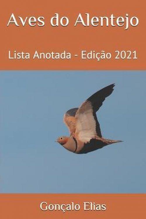 Aves do Alentejo: Lista Anotada - Edição 2021