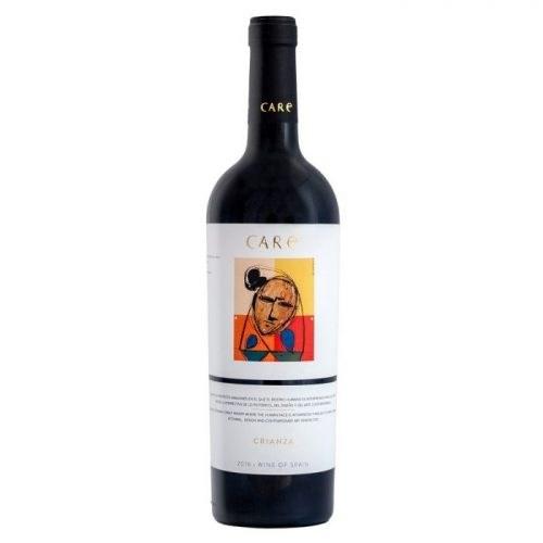 Bodegas Anadas Care Crianza Nativa, 2017, Carinena, Spanje, Rode wijn