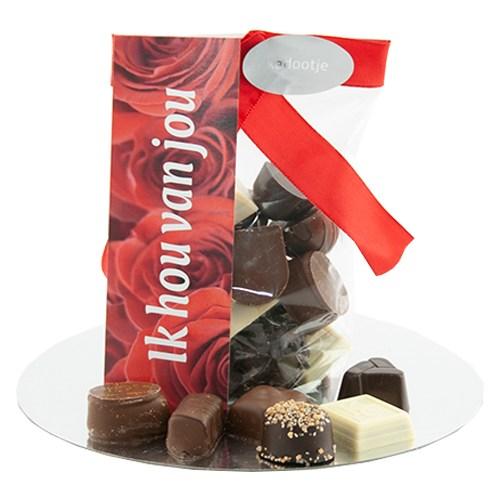 "Bonbons ""Ik hou van jou"""