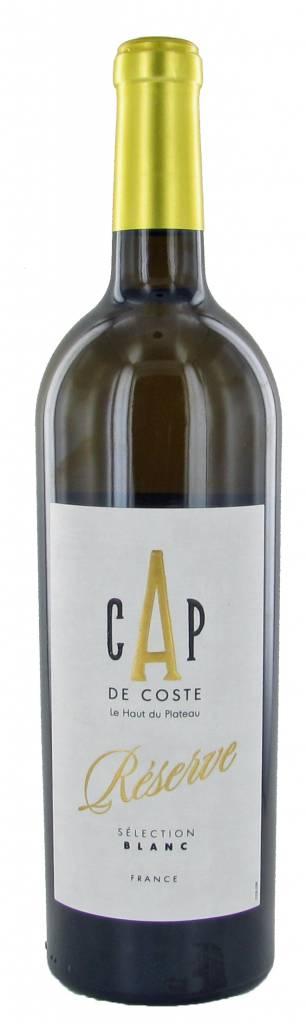Cap de Coste Reserve Réserve Blanc, 2019, Zuid-West-Frankrijk, Witte Wijn