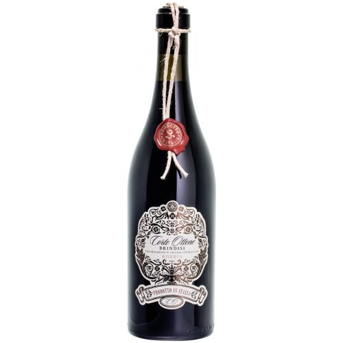 Corte Ottone Brindisi, Riserva Toscana DOC, 2016, Italië, Rode wijn