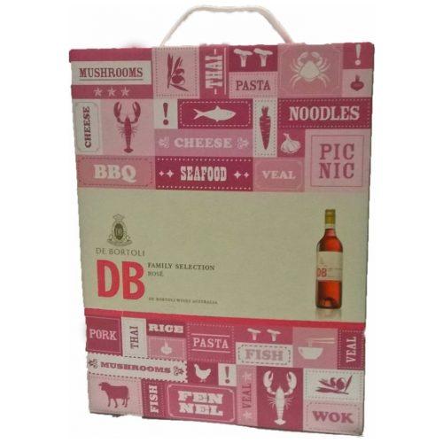 De Bortoli DB Range Rosé BIB 3 Liter, Australië, Rosé Wijn