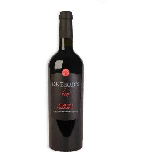 De Feudis Lounge Primitivo del Salento, 2016, Puglia, Italië, Rode wijn