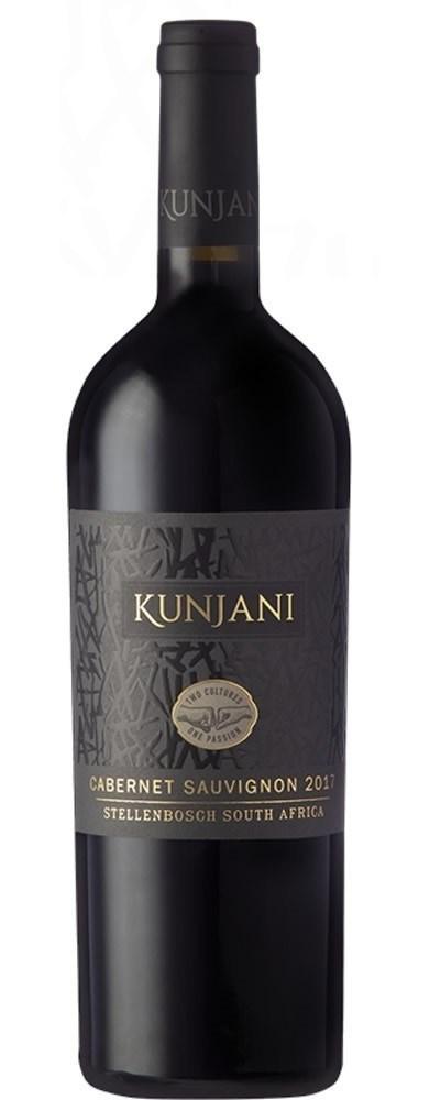 Kunjani Cabernet Sauvignon, 2017, Zuid-Afrika, Rode wijn