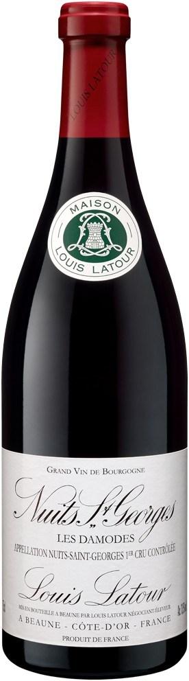 Maison Louis Latour wijnen Nuits Saint Georges Les Damodes, 2016