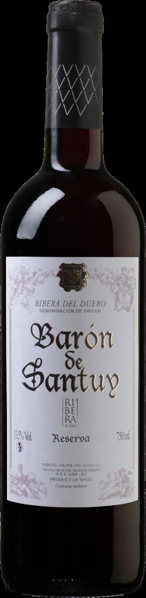 Baron de Santuy Ribera del Duero Reserva