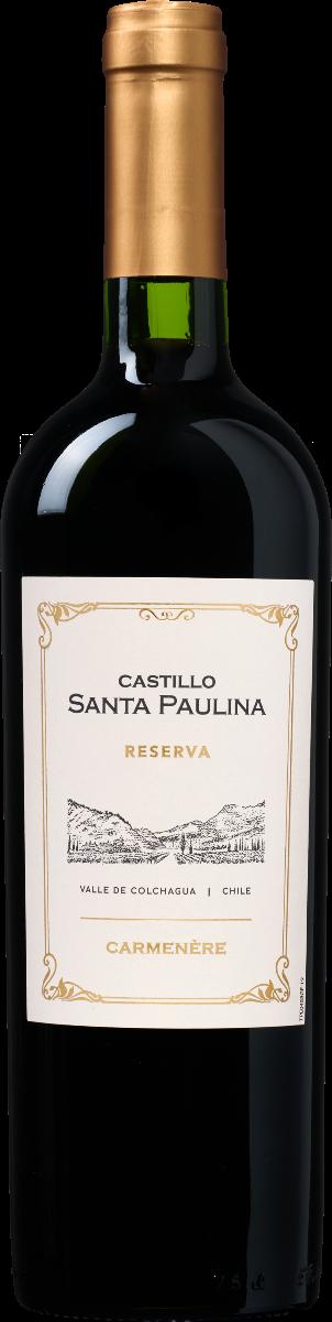 Castillo Santa Paulina Carmenère Reserva