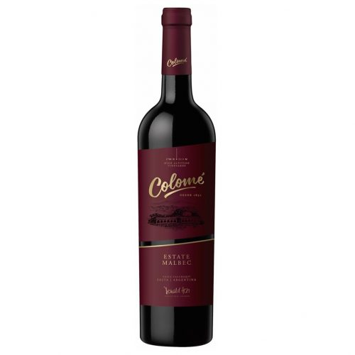 Colome Estate Malbec, 2018, Calchaqui, Argentinië, Rode wijn