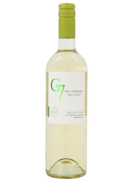 G7 G7 Sauvignon Blanc - 0,75 L