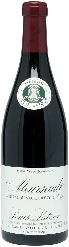Maison Louis Latour wijnen Meursault, 2017, Frankrijk, Rode Wijn