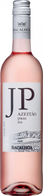 Quinta do Bacalhoa JP Rosé, 2019, Sétubal, Portugal, Rosé wijn