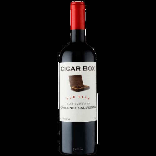 Santa Rita Cigar Box Cabernet Sauvignon, 2019, Maipo Valley, Chili, Rode wijn