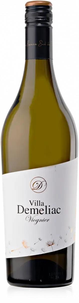Villa Demeliac Viognier, 2019, Pays d'Oc, Frankrijk, Witte wijn