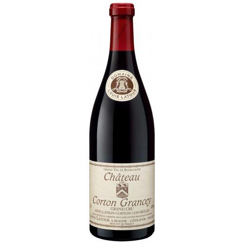Maison Louis Latour wijnen Corton Grand Cru Château Grancey, Frankrijk