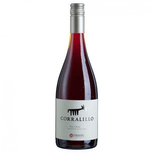 Matetic Corralillo Pinot Noir, 2017, San Antonio, Chili, Rode wijn