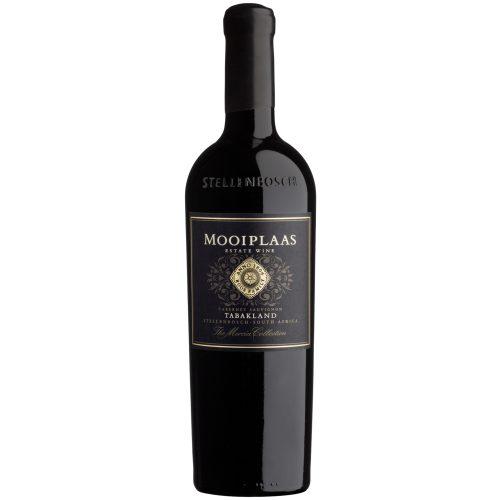 Mooiplaas Wine Estate Cabernet Sauvignon, Tabakland, 2018,Zuid-Afrika Rode wijn