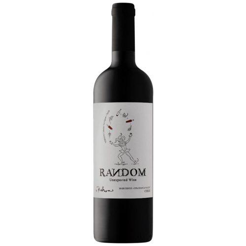 Polkura Random Blend, 2016, Colchagua, Chili, Rode wijn