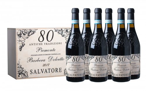 Salvatore '80 Antiche Tradizioni' Barbera-Dolcetto Kist