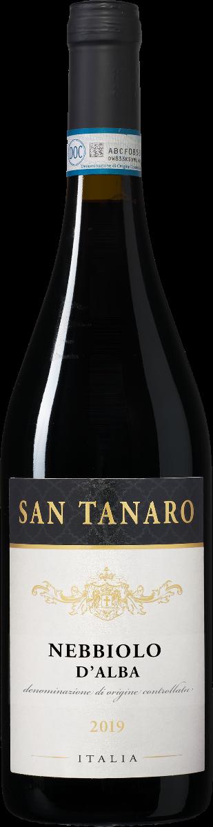 San Tanaro Nebbiolo d'Alba DOC