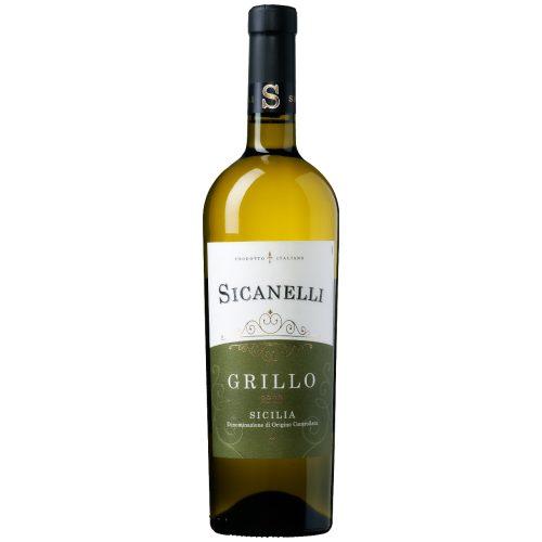 Sicanelli Grillo Sicilia DOC
