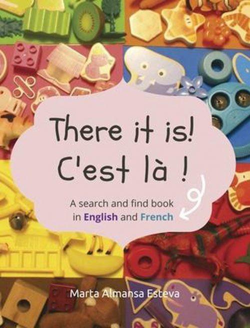 There it is! C'est la !