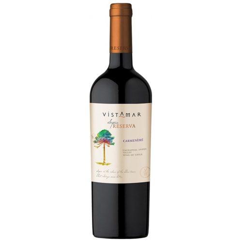Vistamar Sepia Reserva Carmenère, 2019, Cachapoal, Chili, Rode wijn