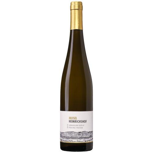 Weingut Heinrichshof Sonnenuhr Rotlay Riesling Trocken Mosel QW