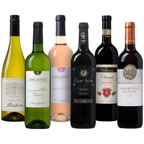 Wijnpakket Voorjaar