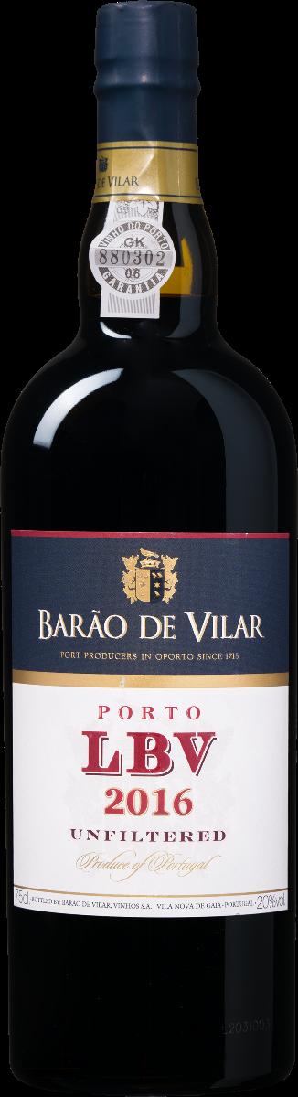 Barão de Vilar Late Bottled Vintage Port
