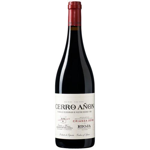 Bodegas Olarra - Cerro Anon Rioja DOC Crianza