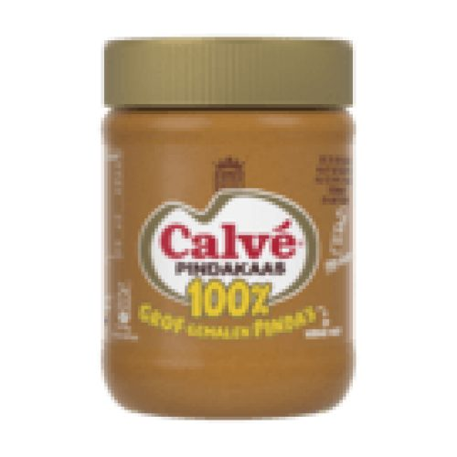 Calvé 100% Pindakaas noot