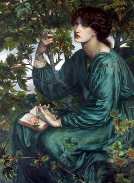 Dante Gabriel Rossetti. De dagdroom