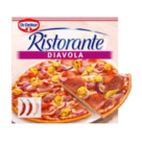 Dr. Oetker Ristorante pizza diavola