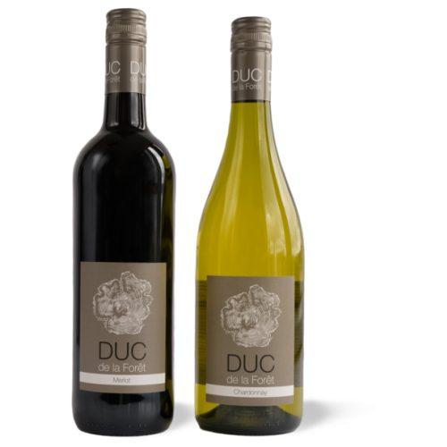 Duc de la Fôret | Merlot & Chardonnay