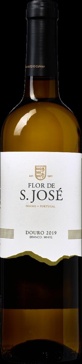 Flor de São José Branco