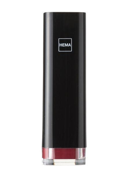 HEMA Moisturising Lipstick Moody Merlot (donkerrood)