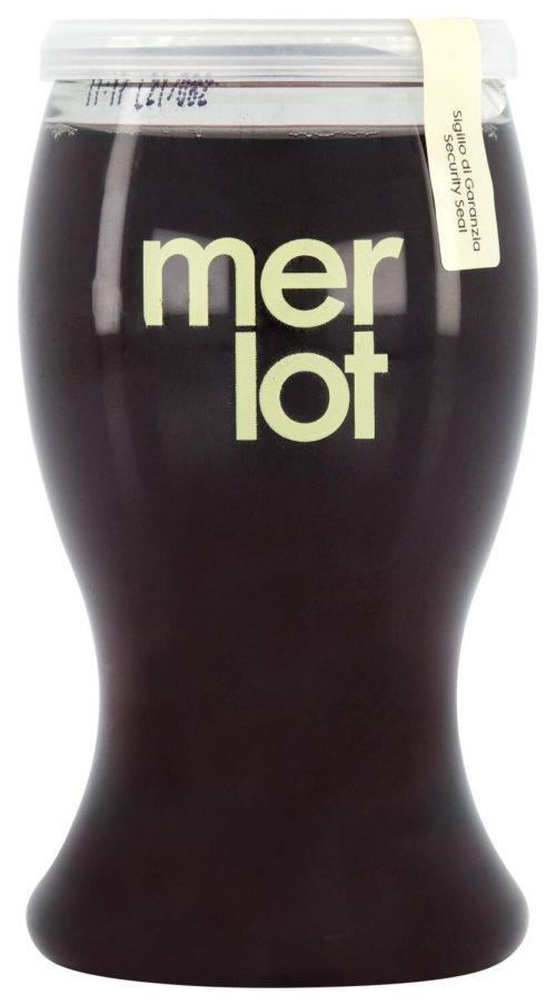 HEMA Wine In Cup Merlot 187ml