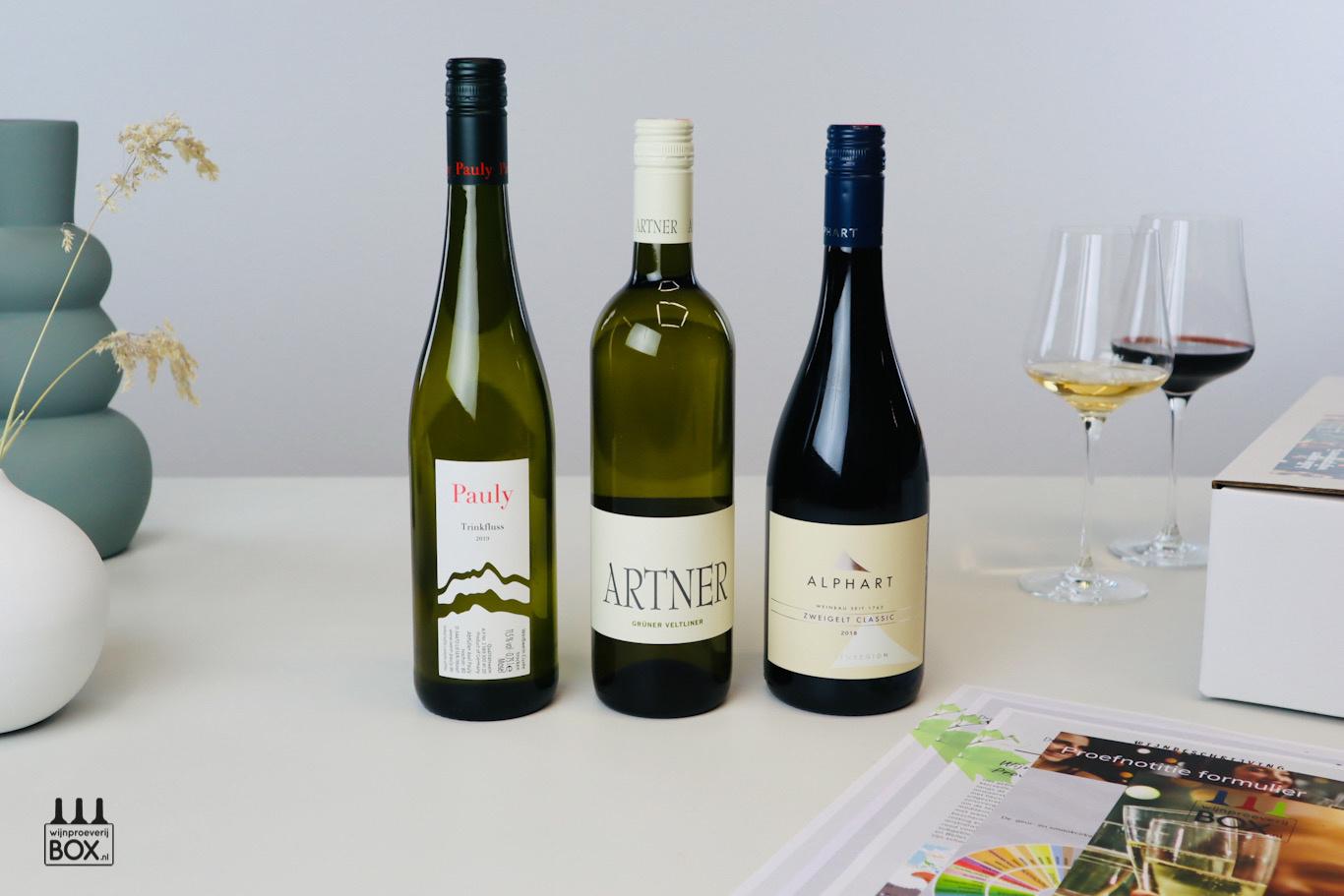 Nieuw! Wijntrip Duitsland & Oostenrijk
