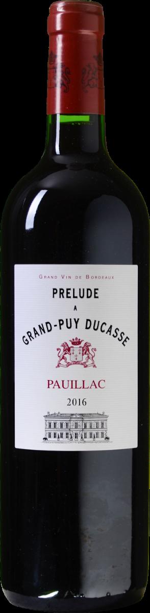 Prélude à Grand-Puy Ducasse Pauillac AOP