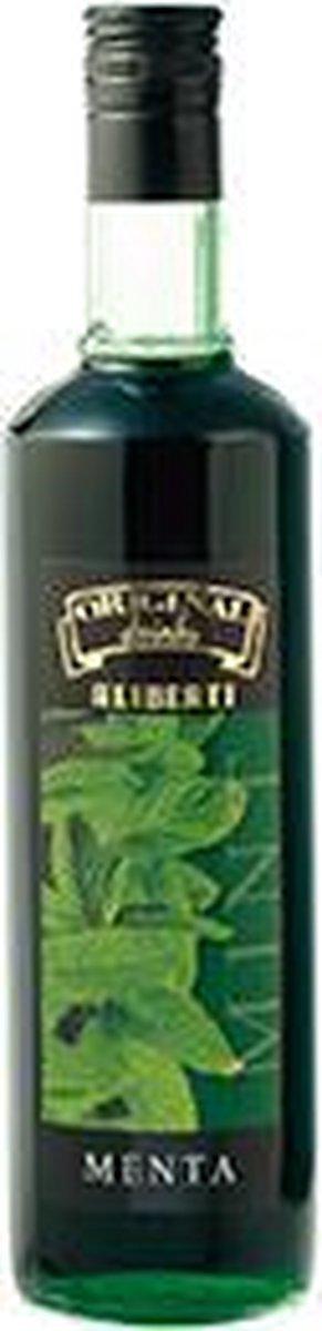 Aliberti Siroop Menta - Mint - Cocktail Siroop - 700ml